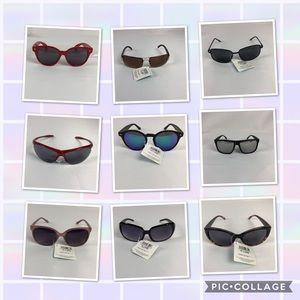 NWT - Lot of 9 Sunglasses